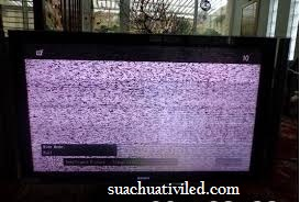 tivi bị lỗi rè và cách khắc phục sửa chữa tivi