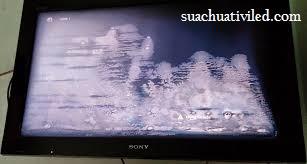 Tivi bị lỗi rộp màn hình và cách khắc phục sửa chữa tivi tại nhà