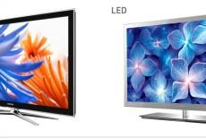 Nên lựa chọn mua tivi LED hay tivi LCD?