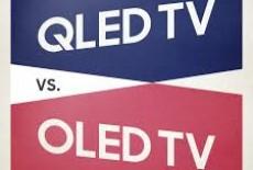 Những so sánh đánh giá về TV OLED và TV QLED