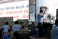 Nơi sửa tivi uy tín, chất lượng, giá rẻ tại Hà Nội.