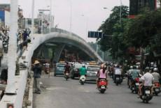 Hà Nội đầu tư 181 tỷ xây cầu mềm mại như thiếu nữ