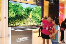 Tivi OLED sắp có mặt trên thị trường