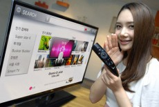 Điều khiển tivi bằng giọng nói với LG Margic Remote