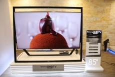 Tivi Samsung 4K  đạt doanh số 1,3 tỷ đồng tại Việt Nam
