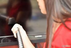 Cách vệ sinh màn hình tivi Plasma