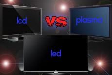 Sự khác biệt giữa các loại tivi LCD, LED, Plasma