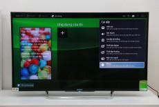 5 bước kết nối mạng trên smart tivi Sony dễ dàng