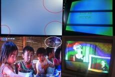 Phương án sửa tivi lcd bị nhiễm từ trường