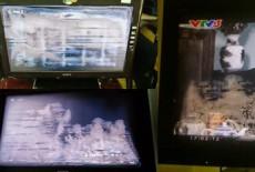 Hướng dẫn sửa tivi LED-LCD bị phồng rộp