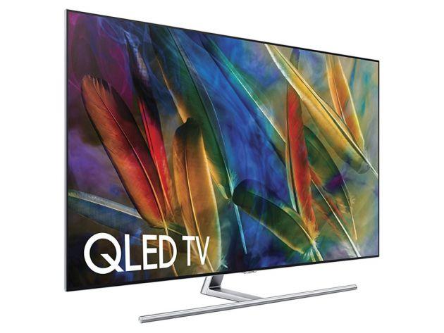 đánh giá về tivi QLED