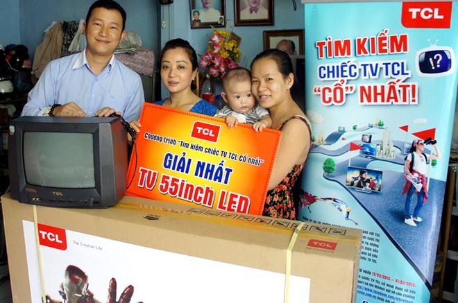 Tìm thấy chiếc tivi TCL cổ nhất tại Việt Nam1