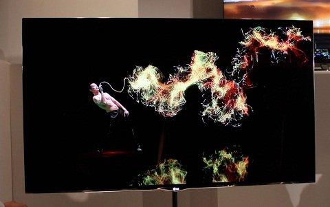 Chi phí sản xuất tivi LCD rẻ hơn 8 lần so với tivi OLED-1