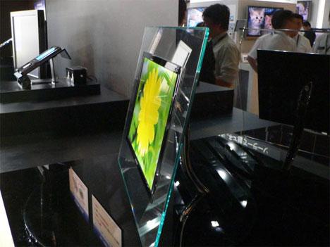Sharp cũng tham gia thị trường sản xuất tivi OLED -1
