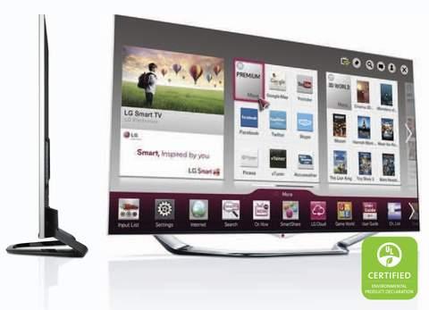 Tivi LG hướng đến công nghệ bảo vệ môi trường-2